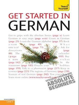 Get Started in Beginner's German: Teach Yourself af Rosi McNab