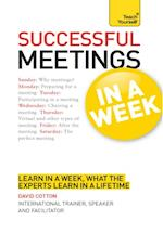 Successful Meetings in a Week: Teach Yourself af John Payne
