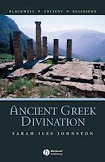 Ancient Greek Divination af Sarah Iles Johnston
