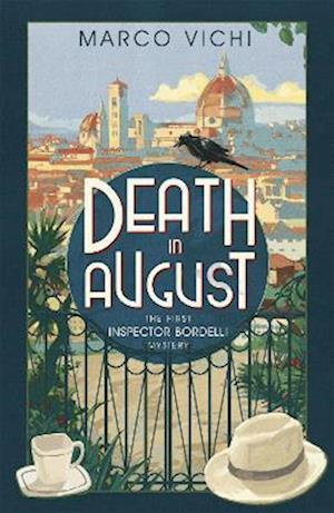 Death in August af Stephen Sartarelli, Marco Vichi