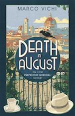 Death in August af Stephen Sartarelli, Marco Vichi