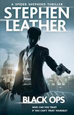 Black Ops af Stephen Leather