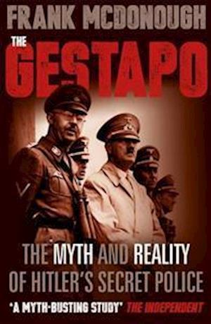 The Gestapo af Frank Mcdonough