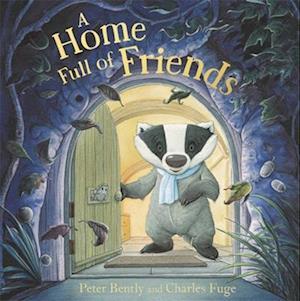 Bog, paperback Little Badger af Charles Fuge