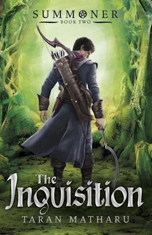 Book 2: The Inquisition af Taran Matharu