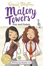 10: Fun and Games (Malory Towers)