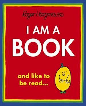 Bog, paperback I am a Book af Roger Hargreaves