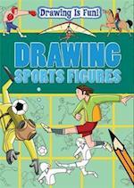 Drawing Sports Figures af Rebecca Clunes