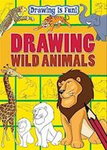 Drawing Wild Animals af Rebecca Clunes