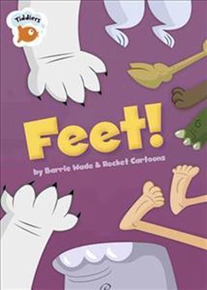 Bog, paperback Feet!