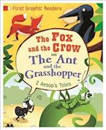 The Ant and the Grasshopper (First Graphic Readers, nr. 2)