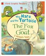 The Hare and the Tortoise (First Graphic Readers, nr. 3)