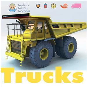 Bog, paperback Trucks af David West
