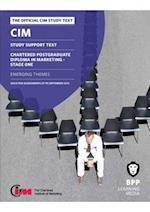 CIM - 9 Emerging Themes af Bpp Learning Media
