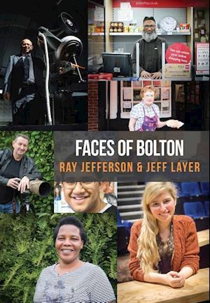 Bog, paperback Faces of Bolton af Ray Jefferson
