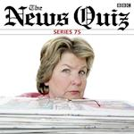 News Quiz, The: Complete Series 75 (The News Quiz)
