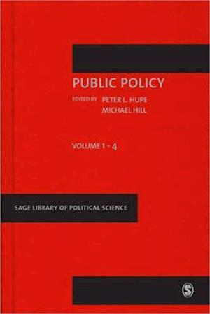 Public Policy af Michael Hill, Peter L Hupe
