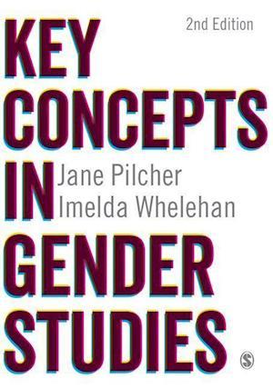 Bog, paperback Key Concepts in Gender Studies af Jane Pilcher