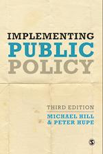 Implementing Public Policy af Michael Hill