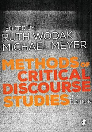Methods of Critical Discourse Studies af Ruth Wodak