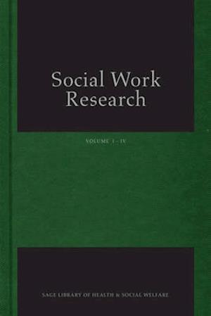 Social Work Research af Ian F. Shaw