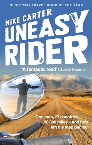 Uneasy Rider af Mike Carter
