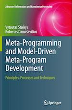 Meta-Programming and Model-Driven Meta-Program Development af Vytautas Stuikys