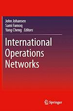 International Operations Networks (Springerbriefs in Applied Sciences and Technology)