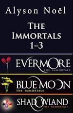 Immortals Bundle 1-3