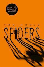 Spiders af Tom Hoyle