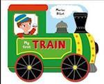 Whizzy Wheels: My First Train af Marion Billet