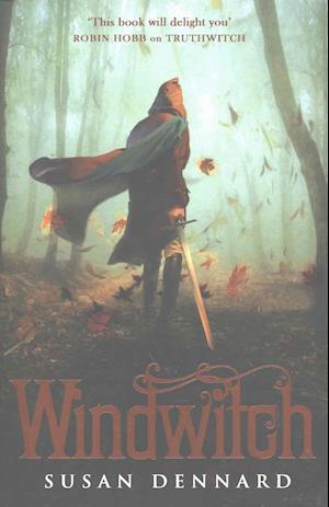 Bog, hardback Windwitch af Susan Dennard