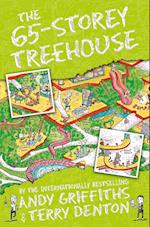 The 65-Storey Treehouse af Andy Griffiths