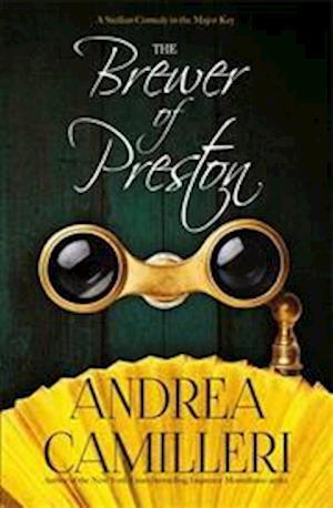 Bog, paperback The Brewer of Preston af Andrea Camilleri
