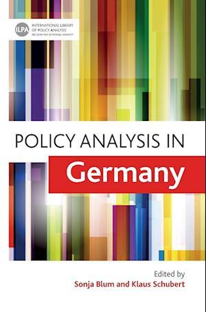 Policy Analysis in Germany af Sonja Blum