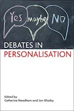 Debates in Personalisation af Catherine Needham