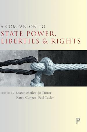 Bog, hardback A Companion to State Power, Liberties and Rights