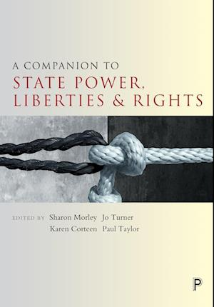 Bog, paperback A Companion to State Power, Liberties and Rights