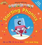 Phonics with the Alphablocks: Starting Phonics af Jack Bell, Joe Elliot