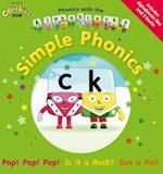 Phonics with the Alphablocks: Simple Phonics af Jack Bell, Joe Elliot
