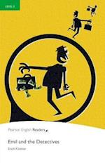 Emil and the Detectives & MP3 Pack (Penguin Readers (graded Readers))