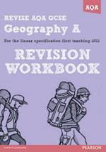REVISE AQA: GCSE Geography Specification A Revision Workbook af Rob Bircher