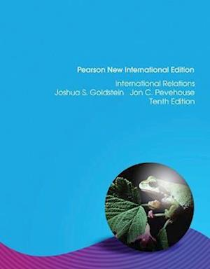 International Relations, 2012-2013 Update, Plus MyPoliSciKit without eText af Joshua Goldstein