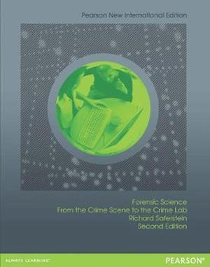 Forensic Science, Plus MyCrimeKit Without eText af Richard Saferstein