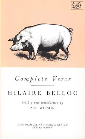 Complete Verse af Hilaire Belloc