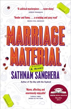 Marriage Material af Sathnam Sanghera