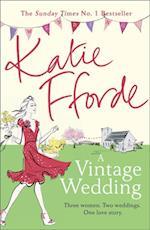 Vintage Wedding af Katie Fforde