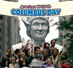 Bog, hardback Columbus Day af Connor Dayton