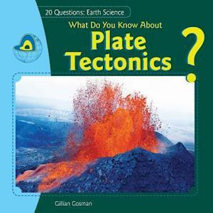 Bog, hardback What Do You Know About Plate Tectonics? af Jillian Gosman