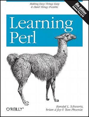 Learning Perl af Tom Phoenix, Randal L Schwartz, brian d foy